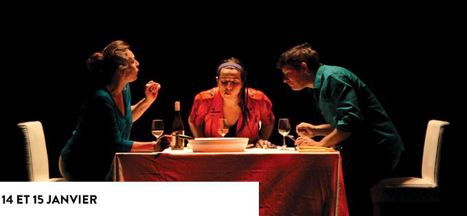 Bluff - théâtre de l'Ephémère 14 et 15 janvier 2016