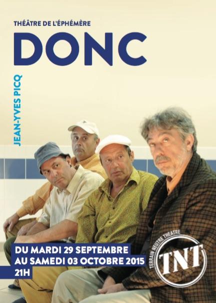 petit flyer DONC TNT