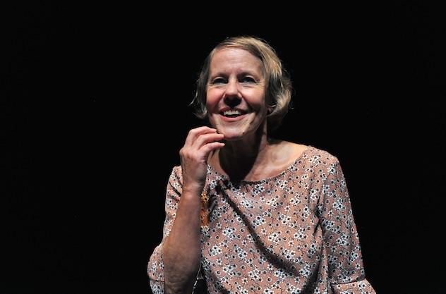 Théâtre de l'Éphémère Dancefloor memories Lucie Depauw théâtre contemporain