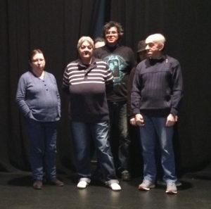 théâtre de l'Éphémère Coulaines amateur écriture contemporaine projet quartier